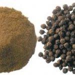 Pimienta Negra Molida