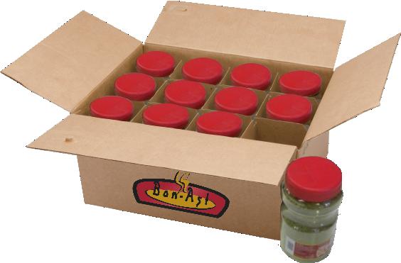 caixa 12 pots TRADICIONAL